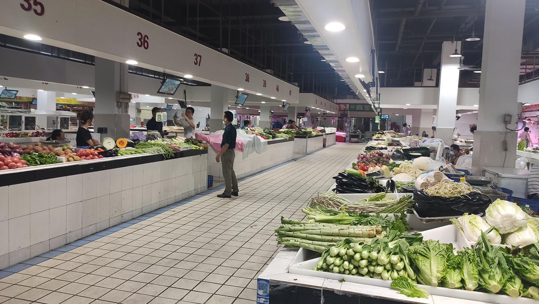 铁桥四季生鲜市场(湖北 武汉)