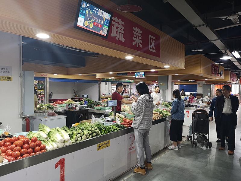 缙云新居农贸市场(重庆市 北碚区)