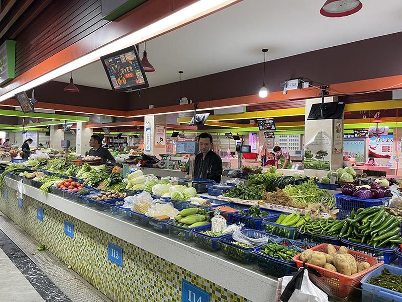 同乐综合市场(深圳 龙岗)