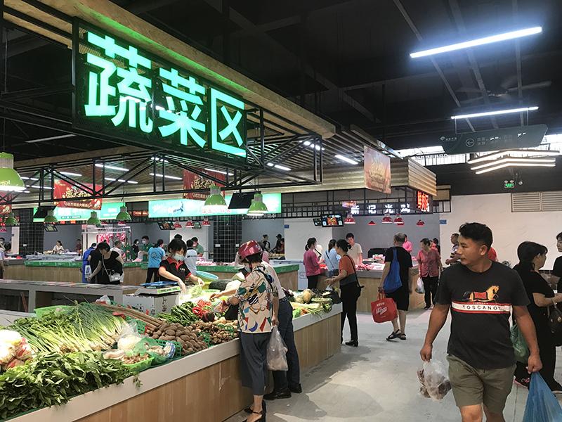 湖畔综合市场(广东 东莞)