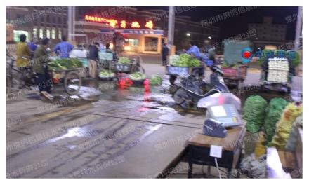 乐平蔬菜农产品市场(江西 景德镇)