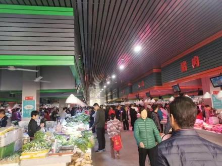 南山洁丽市场(深圳 南山)