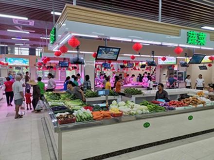 竹州农贸市场(广西 百色)