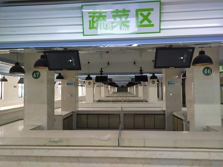 上李朗综合市场(深圳 龙岗区)