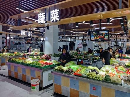 东门农贸市场(湖北 潜江)