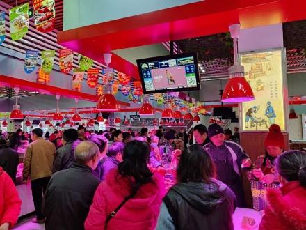 阳光农贸市场(广东 韶关)
