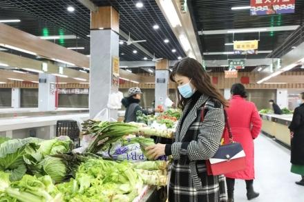 月坡智慧农贸市场(贵州 铜仁)