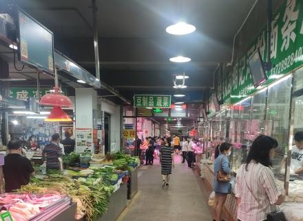 朝阳肉菜市场(深圳 盐田)