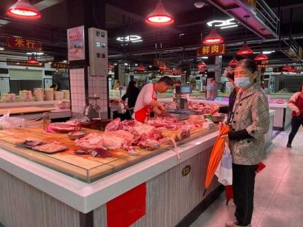 新西环市场(广西 柳州)