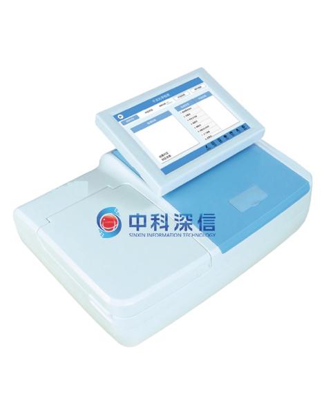 北京智能数码农残检测仪